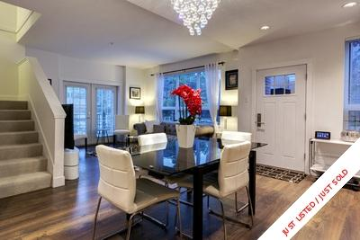 Northlands/Parkgate Townhouse for sale: 3 bedroom 1,230 sq.ft.