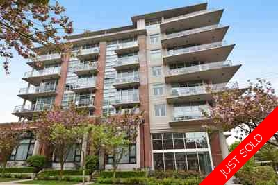 Mount Pleasant VE Condo for sale:  2 bedroom 853 sq.ft. (Listed 2017-06-04)