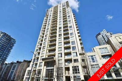 Downtown VW Condo for sale:  1 bedroom 501 sq.ft. (Listed 2017-04-18)